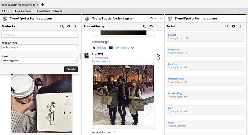 Trendspottr for Instagram - Trend Discovery