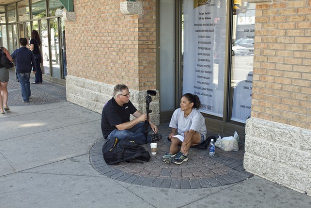 The Role Social Media Plays in Helping Curb Homelessness
