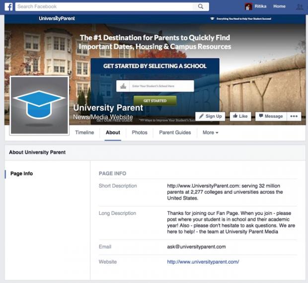 Facebook organic reach - create groups