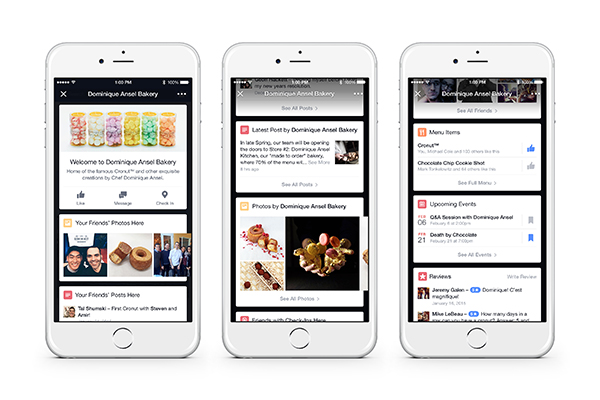 facebook place tips news feed