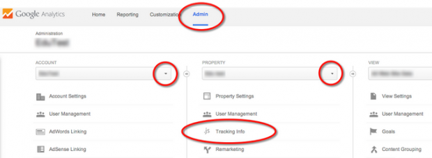 how to track social media in Google Analytics
