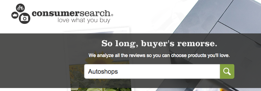 consumer search business reviews