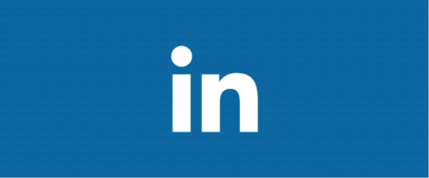 Header LinkedIn