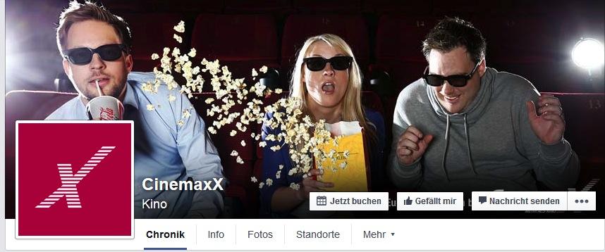 cinemaxx facebook cover