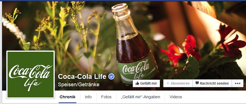 coca cola facebook cover