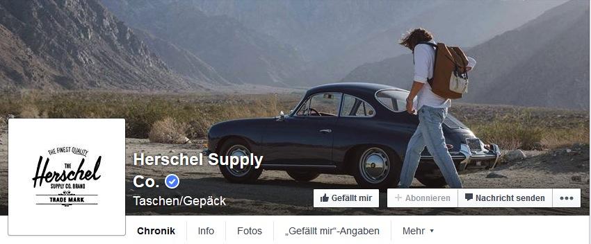 herschel facebook cover