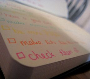 Social Media-Checklist
