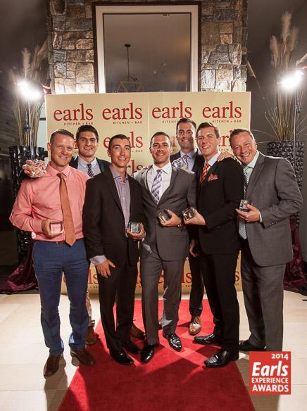 Earls Experience Awards