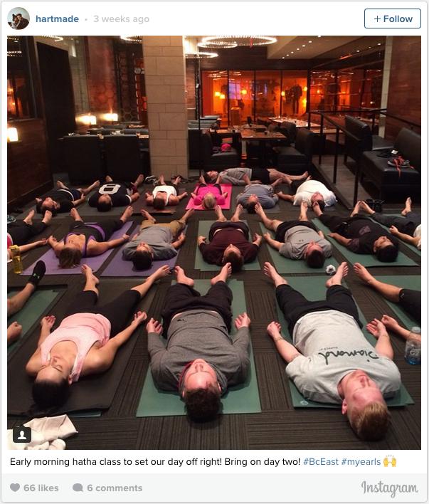 Earls Screenshot Yoga