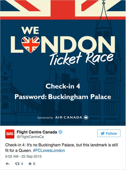 Flight Centre Screenshot Check-in 4