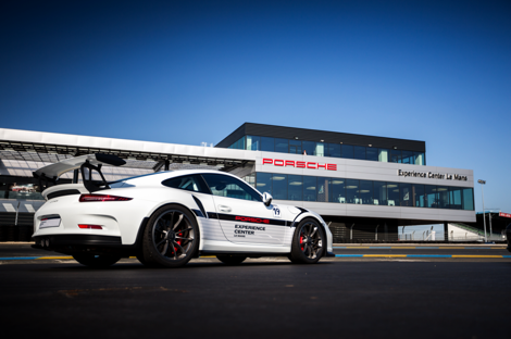 Porsche Center Experience Le Mans