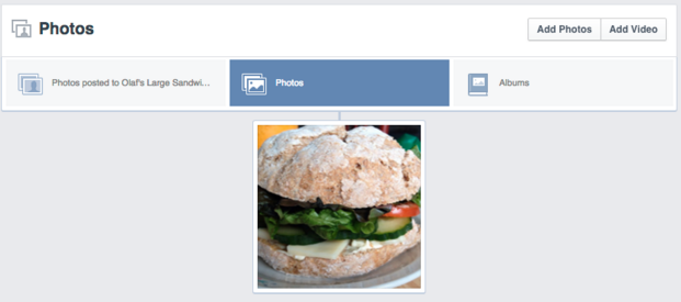 Facebook Business Page Fotos Adicionais