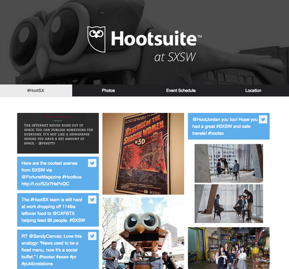 Hootsuite-SXSW-Social-Media-Campaign