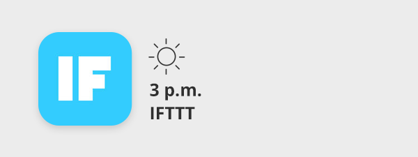 IFTTT-Card