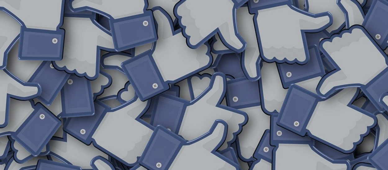 Facebook likes for better social engagement