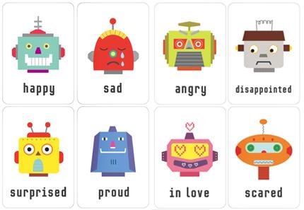 emotion-flashcards