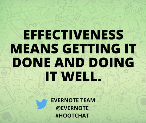 Hootchat Evernote Quote No. 1