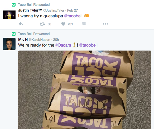 Taco Bell RT