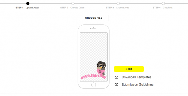How to Make a Snapchat On-Demand Geofilter | Hootsuite Blog