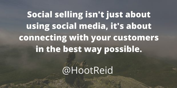 How to Stand Out with Social Selling | Hootsuite Blog