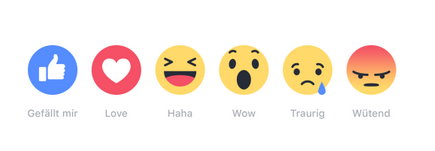 Facebook-Reactions-DE