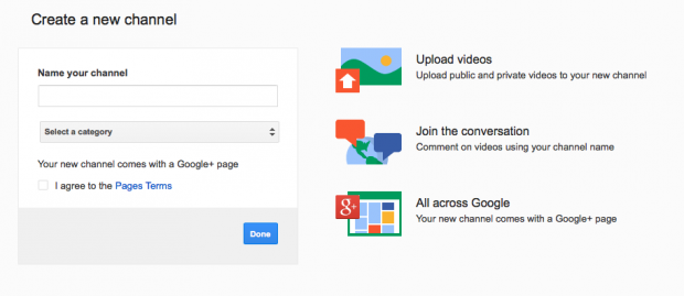 How to Create a YouTube Account for Your Business | Hootsuite Blog