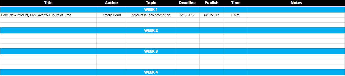 7 Social Media Templates to Save You Hours of Work   Hootsuite Blog