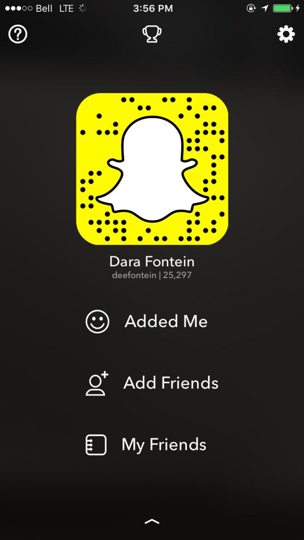 Qué es Snapchat y sus códigos de cuentas