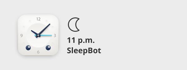 SleepBot-Card
