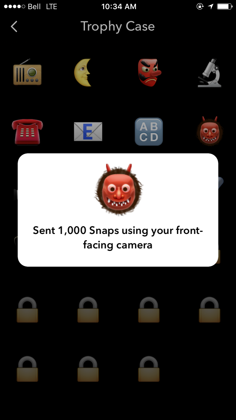 how to allow camera access on snapchat
