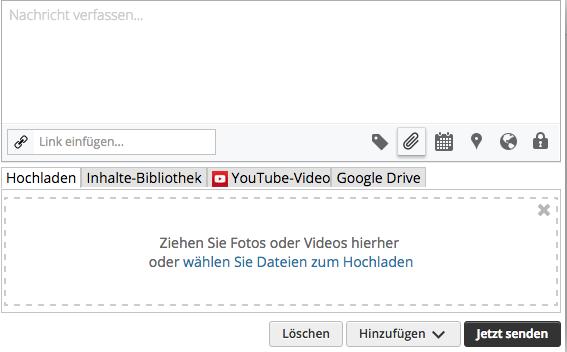 Hootsuite Content Source Integration