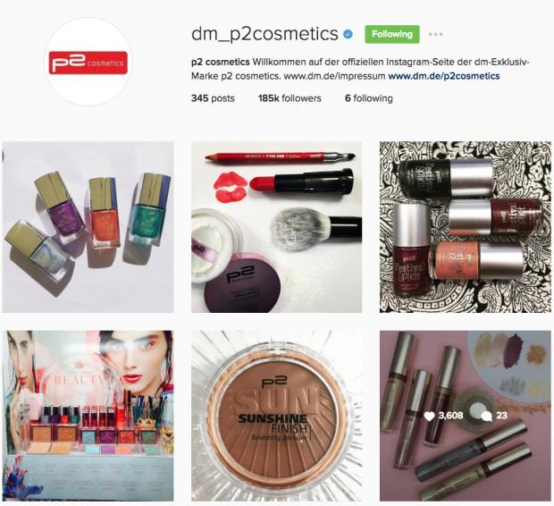 Unternehmen auf Instagram - P2