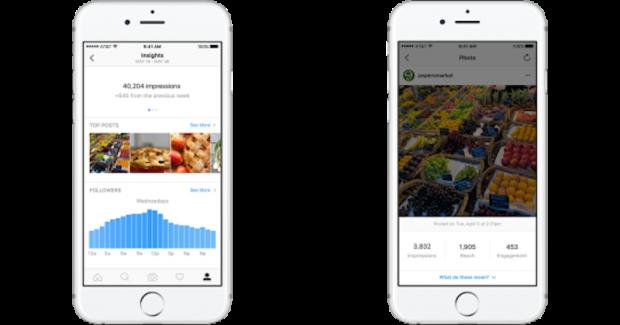 Instagram Business Accounts