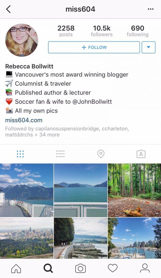 Aprende a optimizar o mejorar tu biografía de Instagram