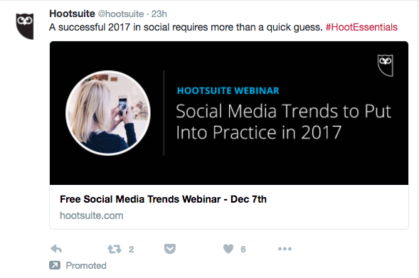 Social Media Advertising: The Complete Guide | Hootsuite Blog
