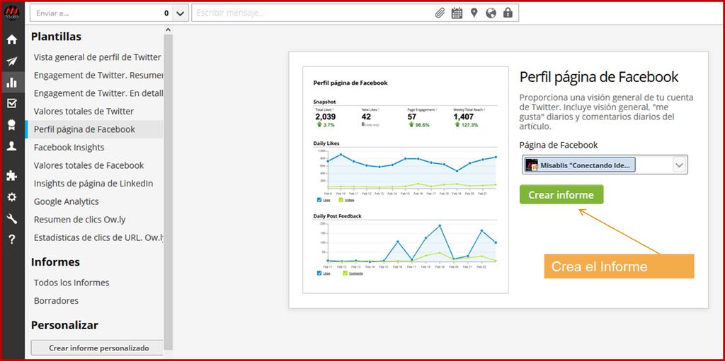 Analiza tu alcance social, evalúa a cuantos clientes vas a alcanzar con tus redes sociales