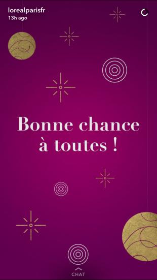 Snapchat_Campagnes Marketing pour Noël