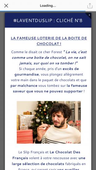 Instagram Stories__Campagnes Marketing pour Noël