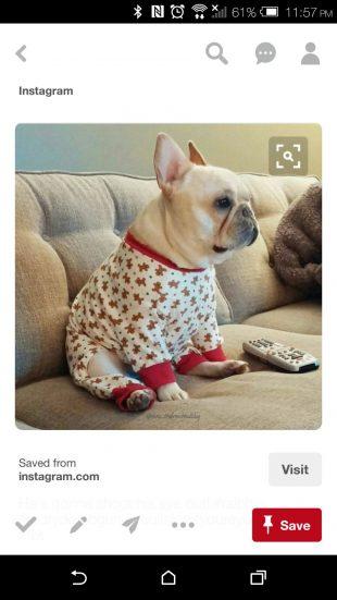 Pinterest - Me gusta reportar y compartir