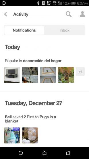 Pinterest para México