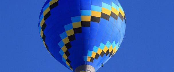 Mercadotecnia de Facebook - globo de aire