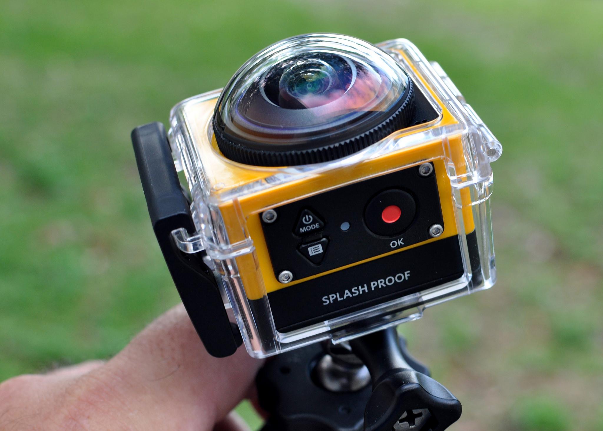 Cómo crear vídeos 360