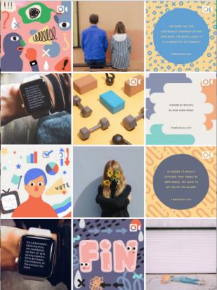 Headspace Instagram