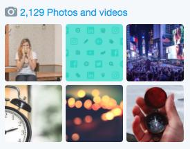optimizar tu cuenta de Twitter con texto