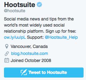 necesitas 6 imágenes para optimizar tu cuenta de Twitter