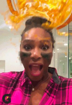 Publicidad de Snapchat con filtros