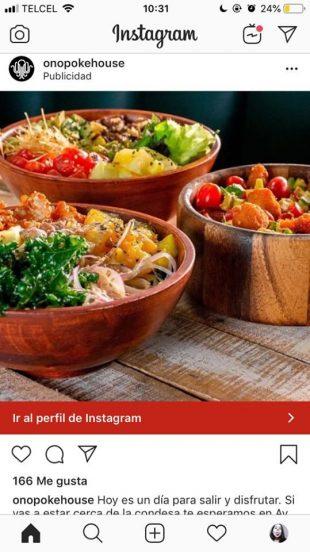 La publicidade en las redes sociales - Instagram