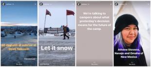 ES: crea un viaje en tu perfil social con las historias de Instagram