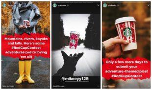 Crea contenido comercial para tu compañía con las historias de Instagram