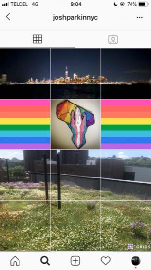 Consejos de Instagram - Utiliza fotos individuales para hacer una más grande
